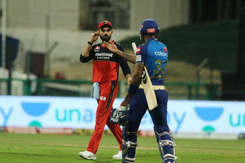 The Royal Challengers Bangalore will play against the Mumbai Indians this Friday at MA Chidambaram Stadium (Image courtesy: IPLT20.com)