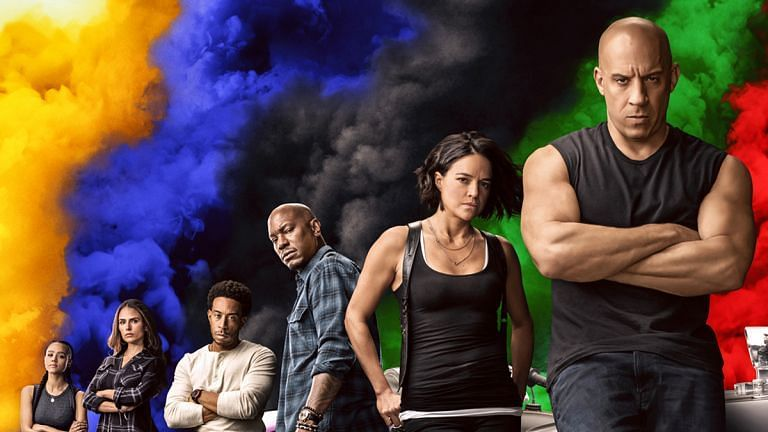Vin Diesel returns for the ninth installment of the 'Fast & Furious' saga;