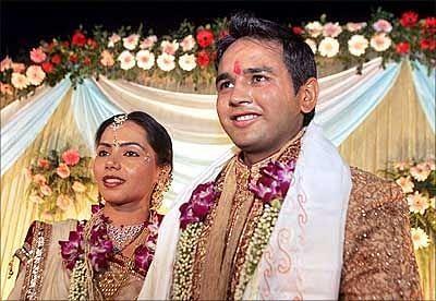 Parthiv Patel's Wedding Pics with Avni Zaveri