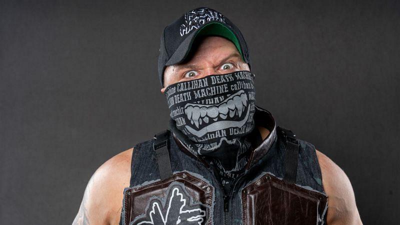 Sami Callihan in IMPACT Wrestling
