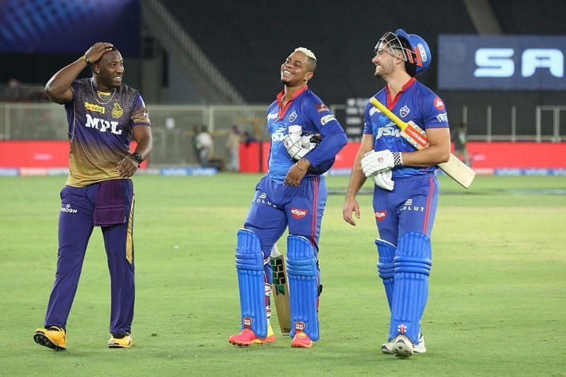 Delhi Capitals beat the Kolkata Knight Riders by seven wickets (Image Courtesy: IPLT20.com)