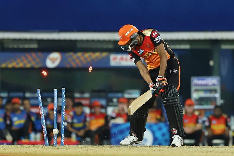 The Sunrisers Hyderabad are winless in IPL 2021 (Image courtesy: IPLT20.com)