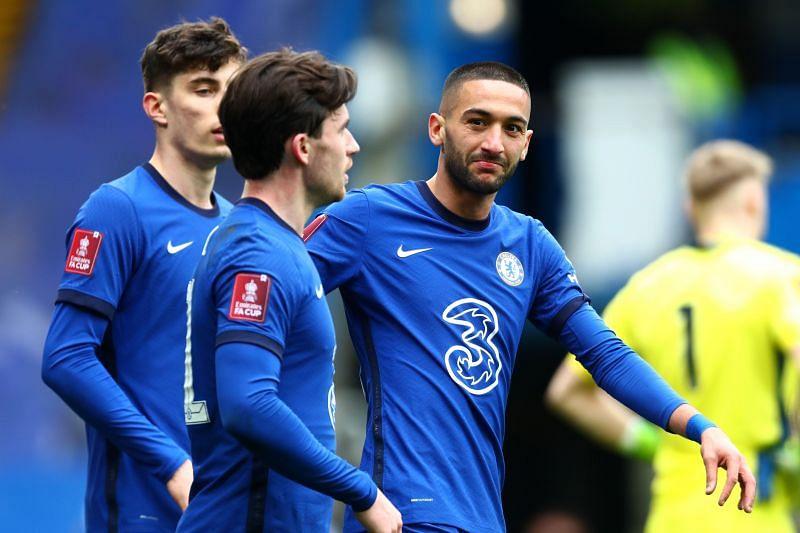Chelsea play Porto on Wednesday