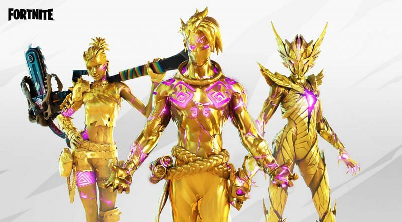 The Primal Trinity {Image via Epic Games}