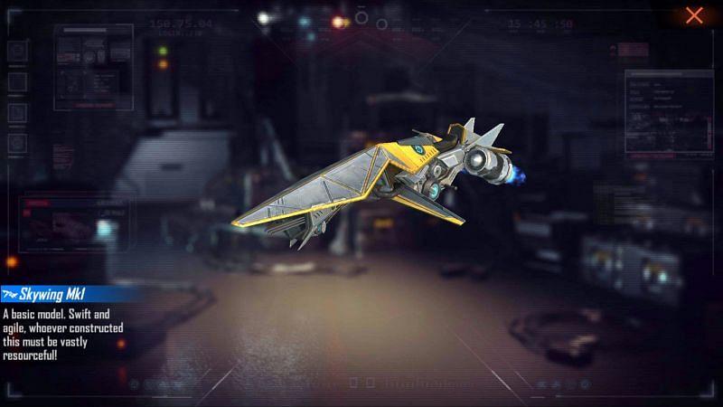Skywing Mk1 in Garena Free Fire