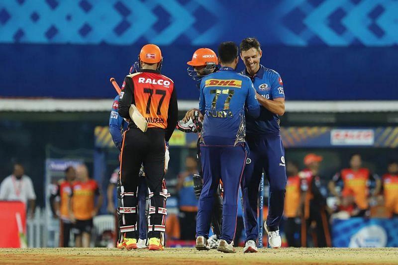 MI vs SRH. Pic: IPLT20.COM