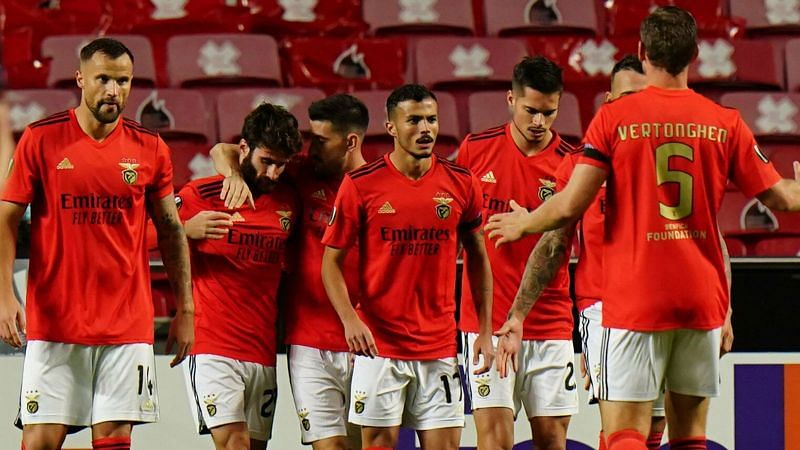 Benfica will host Santa Clara on Monday