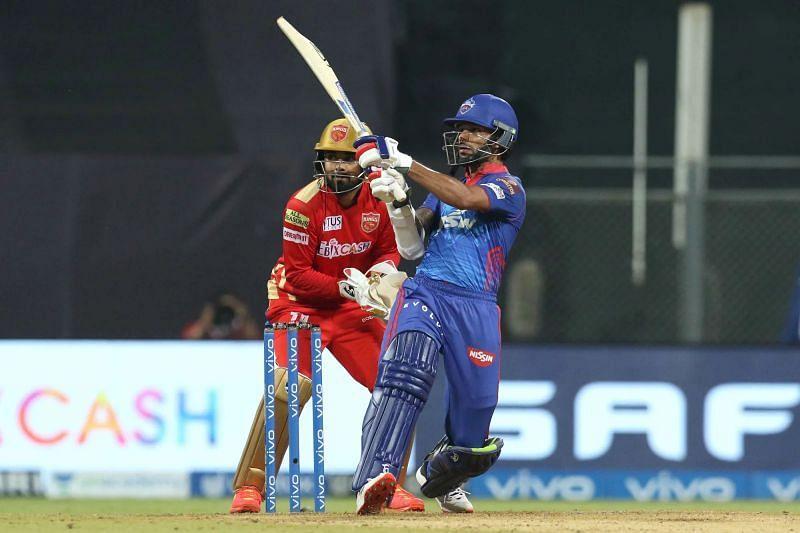 Shikhar Dhawan. Pic: IPLT20.COM