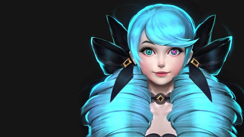 Gwen has hit the League of Legends PBE for testing and will be launched officially on April 14 (Image via Riot Games - League of Legends)