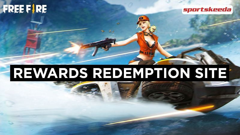 Redeem codes can be used via the Free Fire Rewards Redemption Site