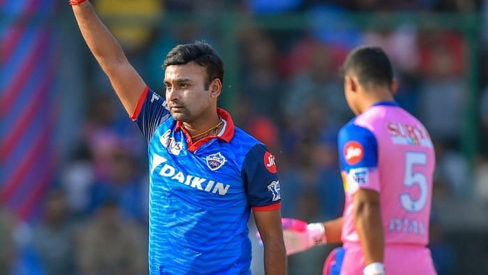 Amit Mishra is a seasonsed campaigner, who would look to become the highest wicket-taker this IPL Source:PTI