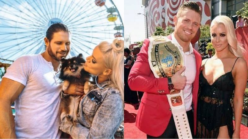 WWE कपल्स