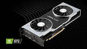GPU: NVIDIA GEFORCE RTX 2080 Ti FE