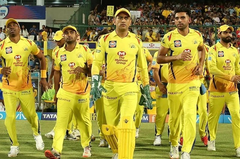 The Chennai Super Kings have won the IPL title on three occasions