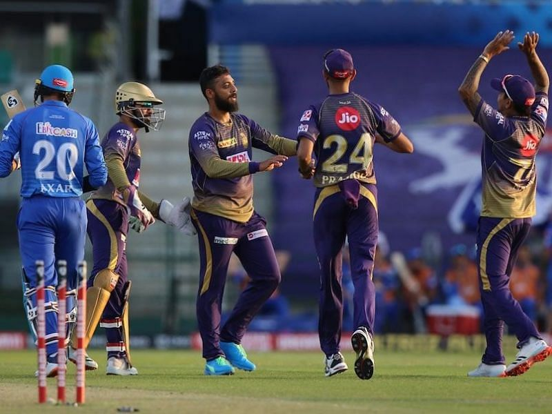 KKR have a number of top-quality spinners