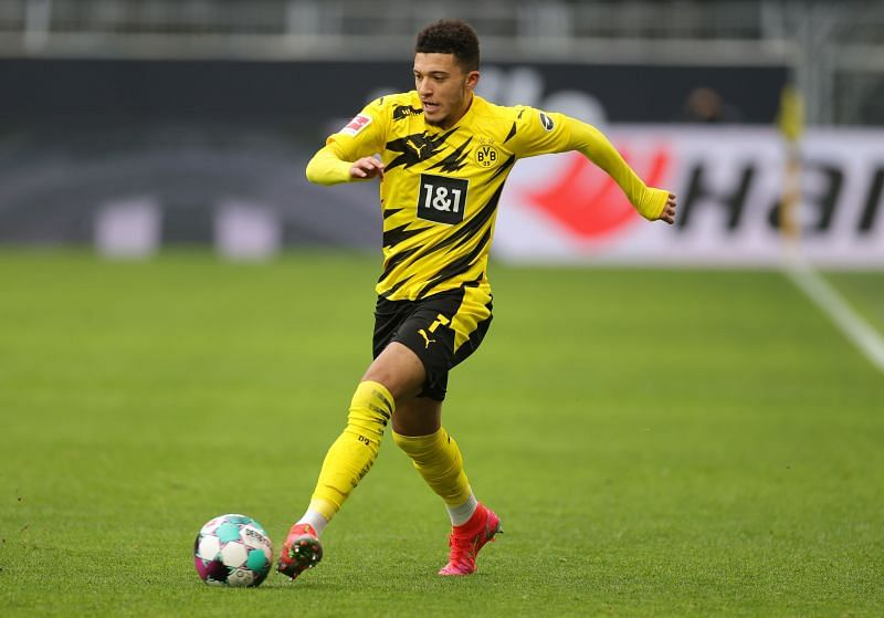 Jadon Sancho has been a fine player for Borussia Dortmund