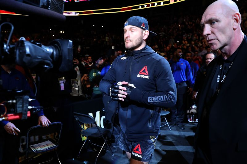 Two-time UFC heavyweight champion Stipe Miocic
