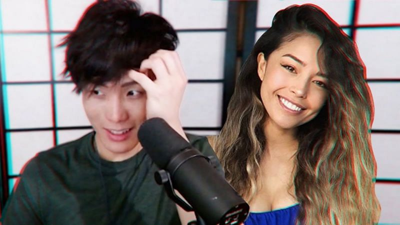 Valkyrae visited Sykkuno and friends in Vegas recently (Image via Sykkuno on YT)