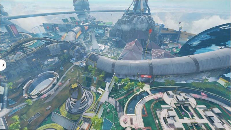 Golden Gardens no longer features a Redeploy Balloon (Image via Electronic Arts)