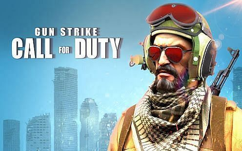 Gun Strike Call for Duty – Offline Shooting (Image via Google Play)