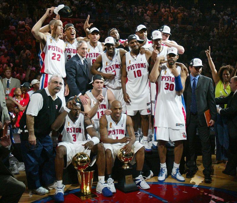 2004 NBA champions.