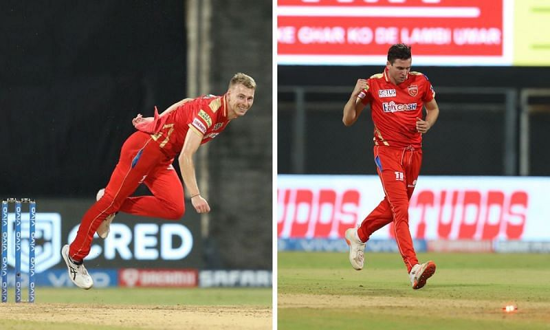 Both Richardson and Meredith fared much better against CSK.