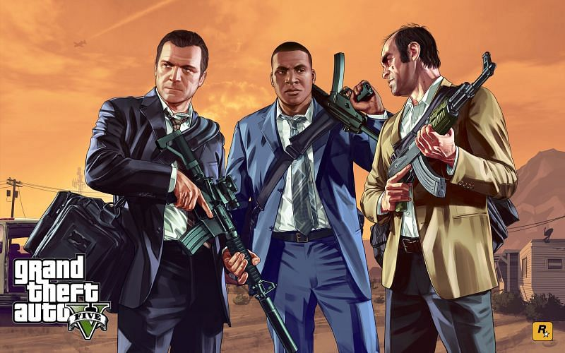 Players can enjoy GTA 5 on Android devices using Steam Link and PS remote play (Image via Rockstar Gamers)