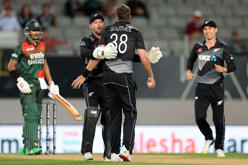 New Zealand v Bangladesh - T20 Game 3