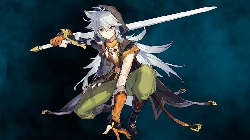 Razor was most likely taught how to wield claymore by Varka