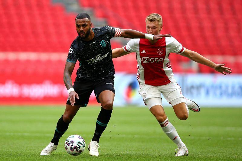 RKC Waalwijk v Ajax Amsterdam - Eredivisie