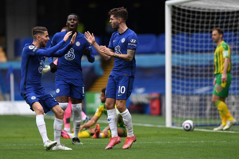 Chelsea will take on Porto on Wednesday