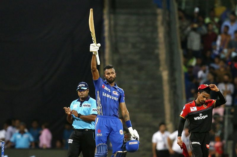 Hardik Pandya has played some special knocks against RCB in IPL (Image courtesy iplt20.com)