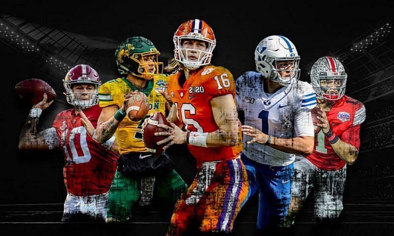 Top Five QB Prospects