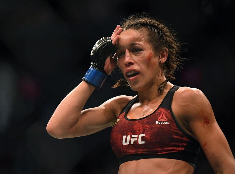 Joanna Jedrzejczyk may not have much left in the tank after her war with Weili Zhang.