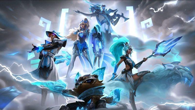 (Image via Riot Games - League of Legends)