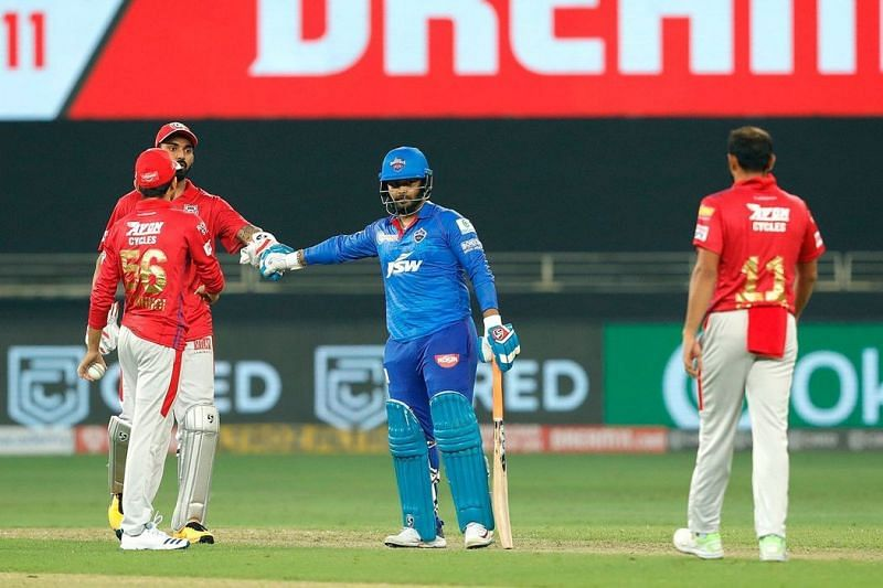 The Delhi Capitals will play their third match of IPL 2021 against the Punjab Kings (Image courtesy: IPLT20.com).