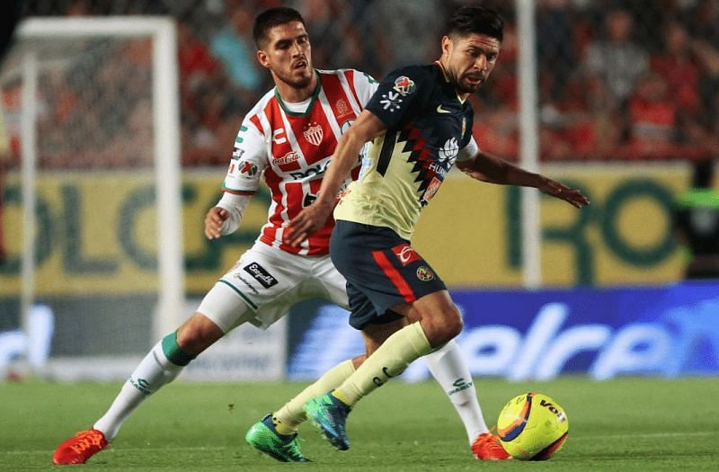 Club America are looking to pile up the pressure on leaders Cruz Azul
