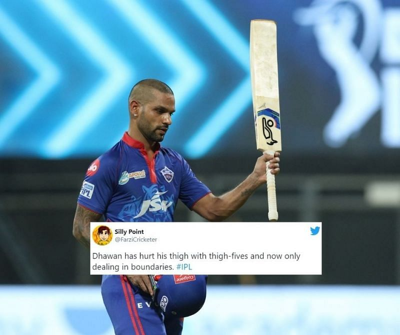 Shikhar Dhawan proves his mettle as a T20 opener once again
