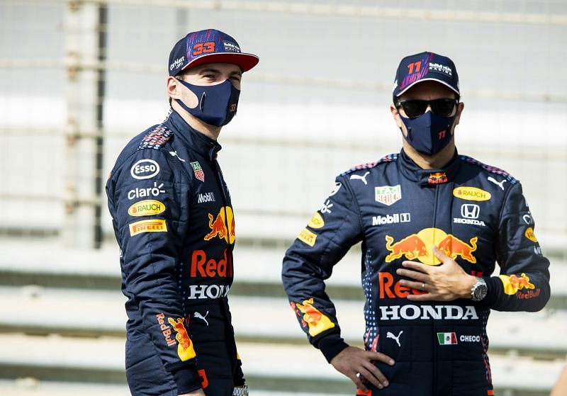 Could Verstappen be looking at a move to Mercedes? Photo: Mark Thompson/Getty Images
