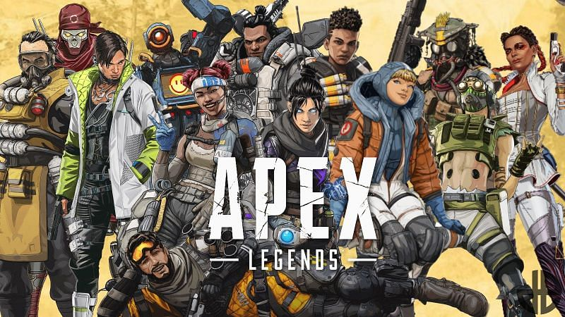 Who are the legends coming to the first season of Apex Legends Mobile (Image via Xbox)
