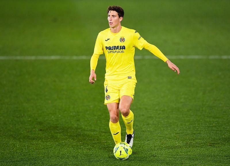 Villarreal defender Pau Torres. (Photo by David Ramos/Getty Images)