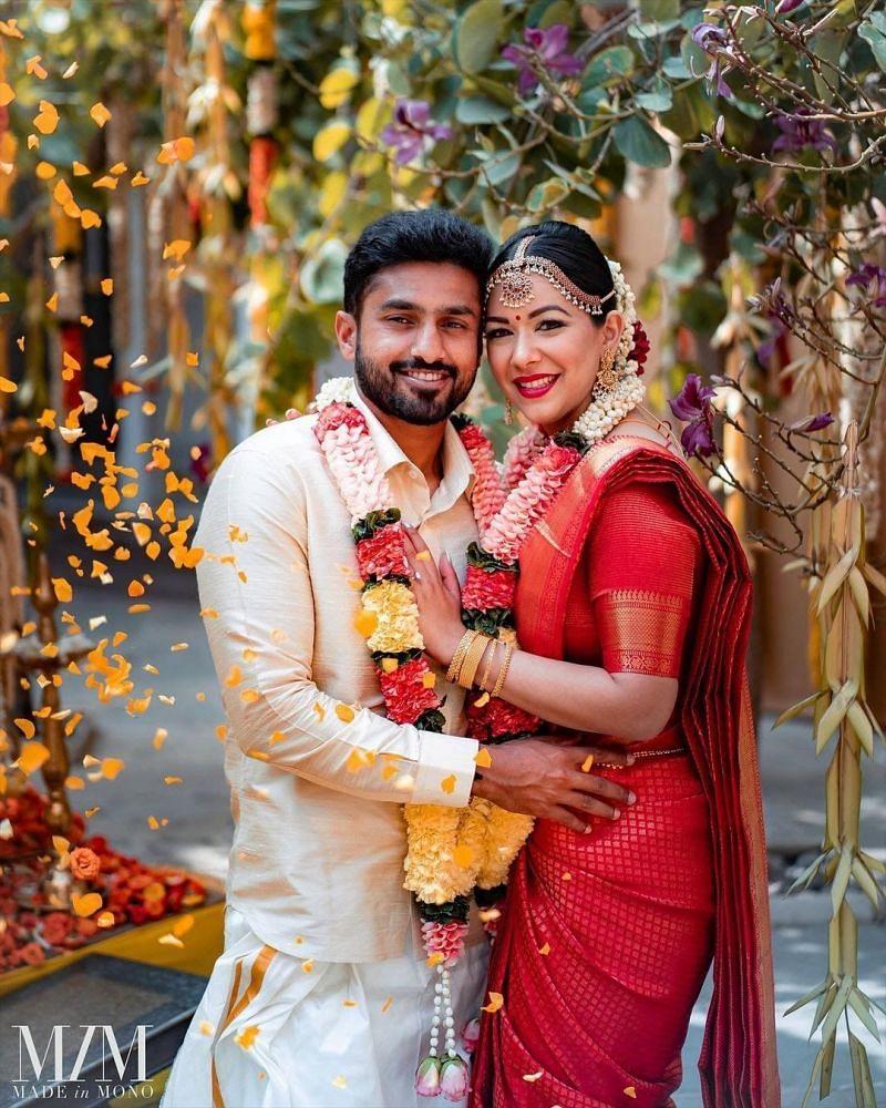Sanaya Tankariwala's Marriage with Karun Nair