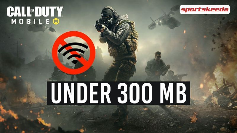 There are many offline games like COD Mobile in the market (Image via Sportskeeda)