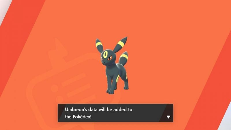 To easily catch Umbreon in Pokémon Sword and Shield, visit the Lake of Outrage near Hammerlocke during a Sandstorm and search the standing stone area at the top of the hill.