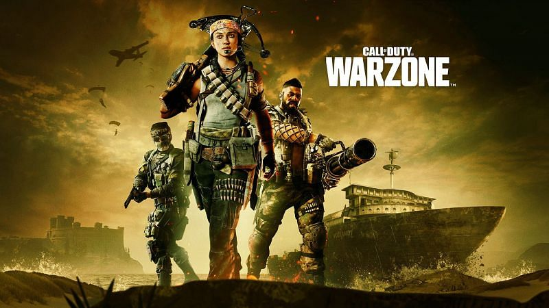 Best weapons in Call of Duty: Warzone (Image via Activision)
