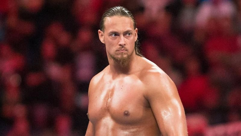 Big Cass has joined IMPACT Wrestling!