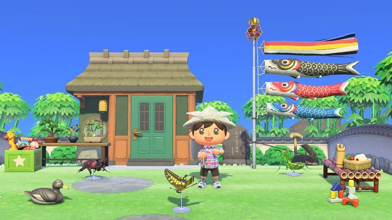(Image via Animal Crossing world)