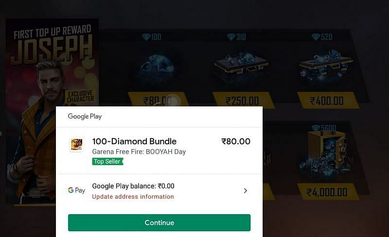 After the payment is successful, you will receive the diamonds in the game Enter the ID and select the diamond top-up