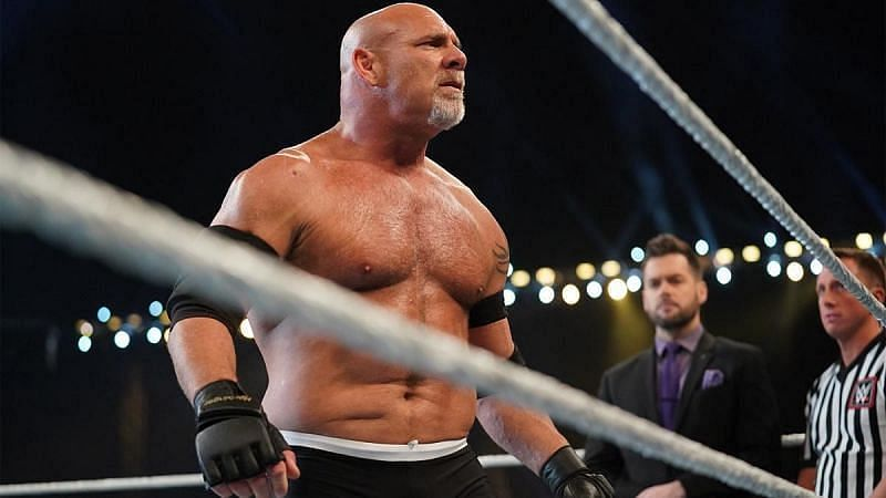 Goldberg will wrestle another match for WWE in 2021.