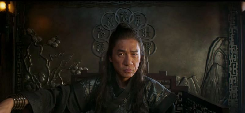 Tony Leung as Wenwu in Shang-Chi and the Legend of the Ten Rings (Marvel/Disney)